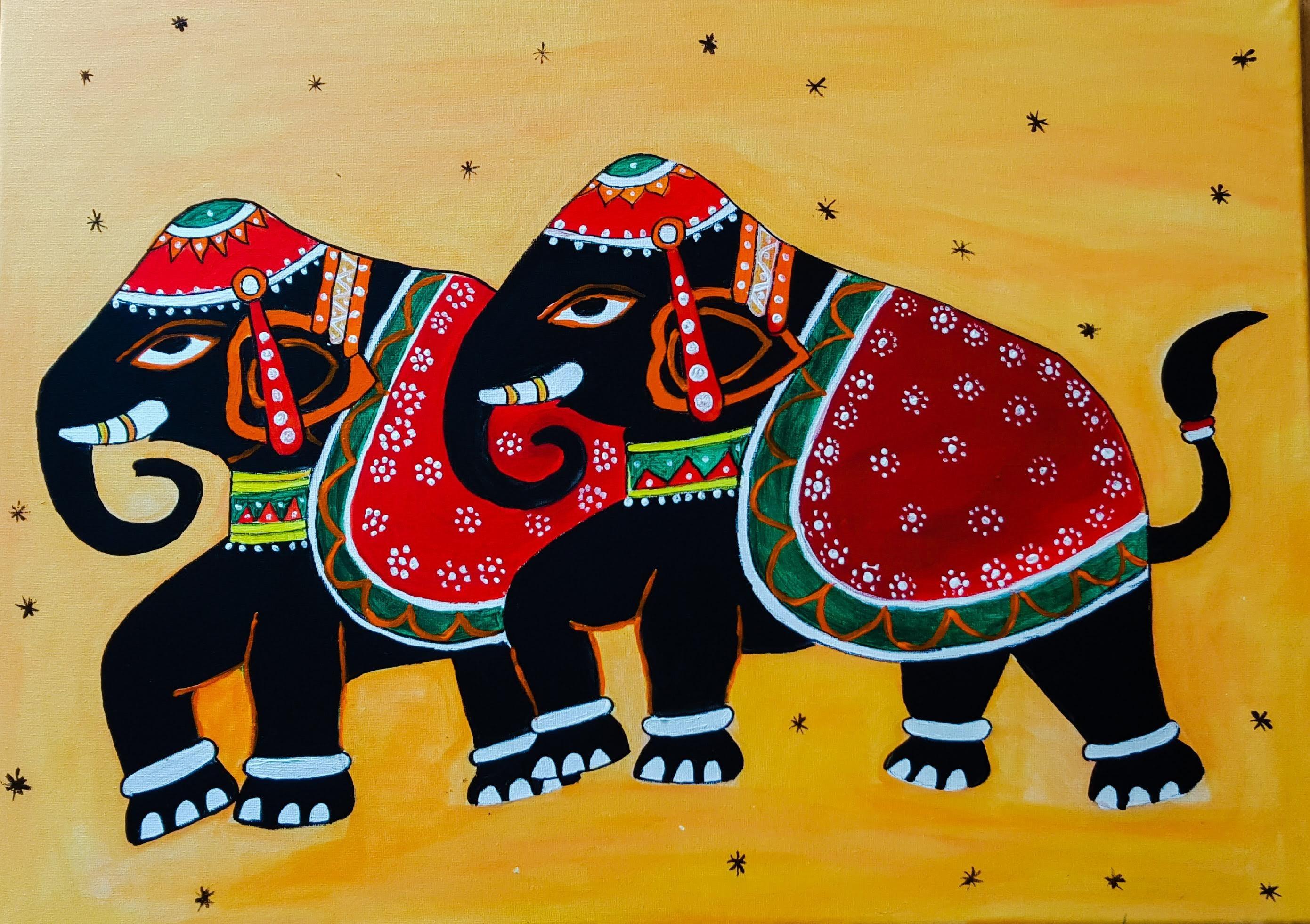 IndischeVolkskunst