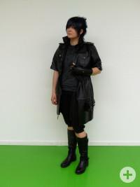 Anna-Lena als Noctis Lucis Caelum aus Final Fantasy XV