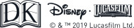 Logo DK, Disney und Lucasfilm